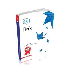 Zafer Dershaneleri Yayınları - Zafer Yayınları AYT Fizik Soru Bankası