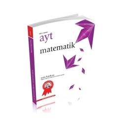 Zafer Dershaneleri Yayınları - Zafer Yayınları AYT Matematik Soru Bankası