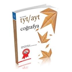 Zafer Dershaneleri Yayınları - Zafer Yayınları TYT AYT Coğrafya Soru Bankası