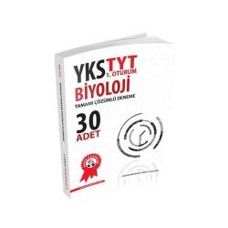 Zafer Dershaneleri Yayınları - Zafer Yayınları TYT Biyoloji Tamamı Çözümlü 30 Deneme