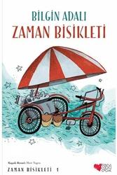 Can Çocuk Yayınları - Zaman Bisikleti – Zaman Bisikleti 1 Can Çocuk Yayınları
