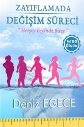 Egece Yayınları - Zayıflamada Değişim Süreci Egece Yayınları