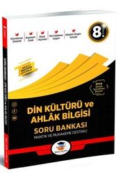Zeka Küpü Yayınları - Zeka Küpü Yayınları 8. Sınıf Din Kültürü ve Ahlak Bilgisi Soru Bankası