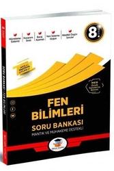 Zeka Küpü Yayınları - Zeka Küpü Yayınları 8. Sınıf Fen Bilimleri Soru Bankası