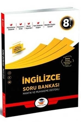 Zeka Küpü Yayınları - Zeka Küpü Yayınları 8. Sınıf İngilizce Soru Bankası