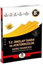 Zeka Küpü Yayınları - Zeka Küpü Yayınları 8. Sınıf T.C. İnkılap Tarihi ve Atatürkçülük Soru Bankası