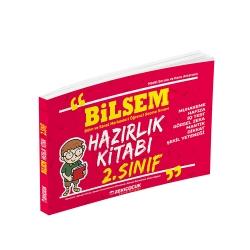 Zeki Çocuk Eğitici Kitaplar - Zeki Çocuk Yayınları 2. Sınıf BİLSEM Hazırlık Kitabı
