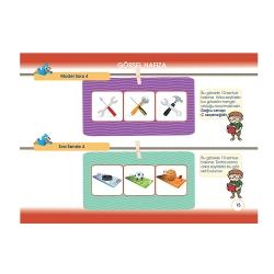 Zeki Çocuk Yayınları 2. Sınıf BİLSEM Hazırlık Kitabı - Thumbnail